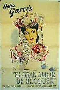 Assistir O grande amor de Bécquer Online Grátis Dublado Legendado (Full HD, 720p, 1080p) | Alberto de Zavalía | 1946