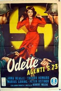 Assistir Odette, Agente 23 Online Grátis Dublado Legendado (Full HD, 720p, 1080p)   Herbert Wilcox   1950