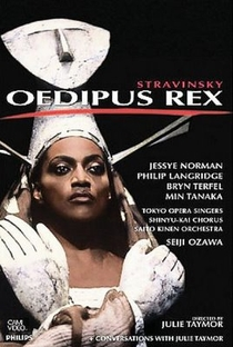 Assistir Oedipus Rex Online Grátis Dublado Legendado (Full HD, 720p, 1080p) | Julie Taymor | 1992