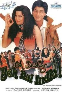 Assistir Oh Darling Yeh Hai India Online Grátis Dublado Legendado (Full HD, 720p, 1080p) | Ketan Mehta | 1995