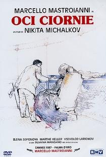 Assistir Olhos Negros Online Grátis Dublado Legendado (Full HD, 720p, 1080p) | Nikita Mikhalkov | 1987