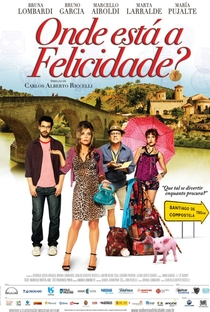 Assistir Onde Está a Felicidade? Online Grátis Dublado Legendado (Full HD, 720p, 1080p) | Carlos Alberto Riccelli | 2011