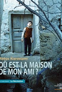 Assistir Onde Fica a Casa do Meu Amigo? Online Grátis Dublado Legendado (Full HD, 720p, 1080p) | Abbas Kiarostami | 1987