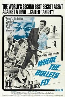 Assistir Onde as Balas Se Cruzam Online Grátis Dublado Legendado (Full HD, 720p, 1080p)   John Gilling   1966