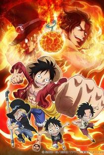 Assistir One Piece: Episódio do Sabo: O Laço dos 3 Irmãos. O Reencontro Milagroso e a Determinação Herdada Online Grátis Dublado Legendado (Full HD, 720p, 1080p) | Hiroyuki Sakurada
