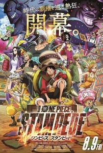 Assistir One Piece Stampede Online Grátis Dublado Legendado (Full HD, 720p, 1080p) | Takashi Otsuka (I) | 2019