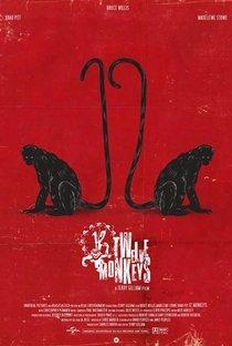 Assistir Os 12 Macacos Online Grátis Dublado Legendado (Full HD, 720p, 1080p) | Terry Gilliam | 1995