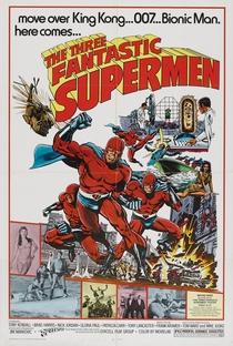 Assistir Os 3 Fantásticos Super Homens Online Grátis Dublado Legendado (Full HD, 720p, 1080p)   Gianfranco Parolini   1967