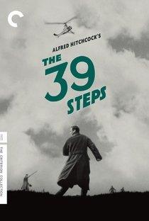 Assistir Os 39 Degraus Online Grátis Dublado Legendado (Full HD, 720p, 1080p) | Alfred Hitchcock (I) | 1935