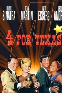 Assistir Os 4 Heróis do Texas Online Grátis Dublado Legendado (Full HD, 720p, 1080p) | Robert Aldrich (I) | 1963