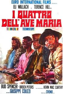 Assistir Os 4 da Ave Maria Online Grátis Dublado Legendado (Full HD, 720p, 1080p)   Giuseppe Colizzi   1968