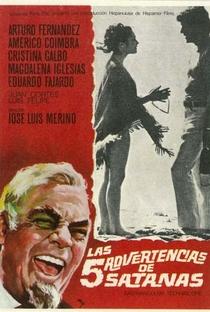 Assistir Os 5 Avisos de Satanás Online Grátis Dublado Legendado (Full HD, 720p, 1080p)   José Luis Merino   1969