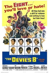 Assistir Os 8 do Diabo Online Grátis Dublado Legendado (Full HD, 720p, 1080p)   Burt Topper   1969