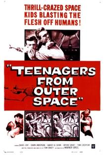 Assistir Os Adolescentes do Espaço Online Grátis Dublado Legendado (Full HD, 720p, 1080p)   Tom Graeff (I)   1959