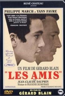 Assistir Os Amigos Online Grátis Dublado Legendado (Full HD, 720p, 1080p) | Gérard Blain | 1971