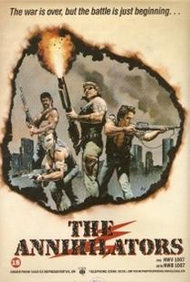Assistir Os Aniquiladores Online Grátis Dublado Legendado (Full HD, 720p, 1080p) | Charles E. Sellier Jr. | 1985