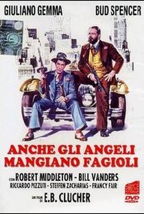 Assistir Os Anjos Também Comem Feijão Online Grátis Dublado Legendado (Full HD, 720p, 1080p) | Enzo Barboni | 1973