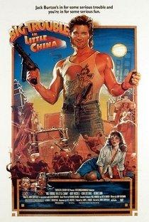 Assistir Os Aventureiros do Bairro Proibido Online Grátis Dublado Legendado (Full HD, 720p, 1080p) | John Carpenter (I) | 1986