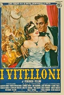 Assistir Os Boas-Vidas Online Grátis Dublado Legendado (Full HD, 720p, 1080p) | Federico Fellini | 1953