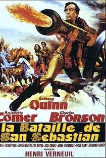 Assistir Os Canhões de San Sebastian Online Grátis Dublado Legendado (Full HD, 720p, 1080p) | Henri Verneuil | 1968