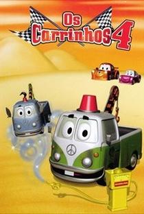 Assistir Os Carrinhos 4 Online Grátis Dublado Legendado (Full HD, 720p, 1080p)   Cristiano Valente   2007