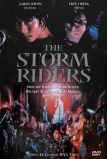 Assistir Os Cavaleiros da Tempestade Online Grátis Dublado Legendado (Full HD, 720p, 1080p) | Andrew Lau (XIII) | 1998