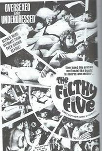 Assistir Os Cinco Imundos Online Grátis Dublado Legendado (Full HD, 720p, 1080p) | Andy Milligan | 1968