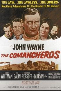 Assistir Os Comancheros Online Grátis Dublado Legendado (Full HD, 720p, 1080p) | John Wayne