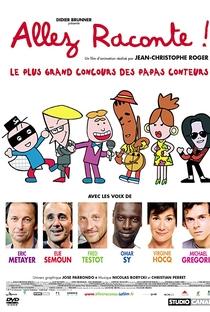 Assistir Os Contadores de Histórias Online Grátis Dublado Legendado (Full HD, 720p, 1080p)   Jean-Christophe Roger   2010