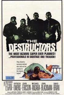 Assistir Os Demolidores Online Grátis Dublado Legendado (Full HD, 720p, 1080p)   Francis D. Lyon   1968