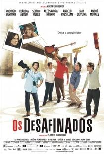 Assistir Os Desafinados Online Grátis Dublado Legendado (Full HD, 720p, 1080p)   Walter Lima Jr.   2008