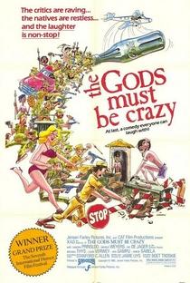 Assistir Os Deuses Devem Estar Loucos Online Grátis Dublado Legendado (Full HD, 720p, 1080p) | Jamie Uys | 1980