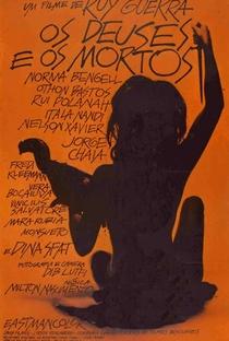 Assistir Os Deuses e os Mortos Online Grátis Dublado Legendado (Full HD, 720p, 1080p) | Ruy Guerra | 1970