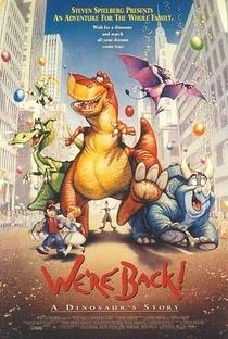 Assistir Os Dinossauros Voltaram Online Grátis Dublado Legendado (Full HD, 720p, 1080p) | Dick Zondag