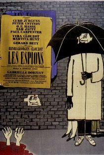 Assistir Os Espiões Online Grátis Dublado Legendado (Full HD, 720p, 1080p) | Henri-Georges Clouzot | 1957