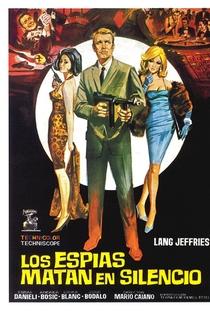 Assistir Os Espiões Matam em Silêncio Online Grátis Dublado Legendado (Full HD, 720p, 1080p) | Mario Caiano | 1966
