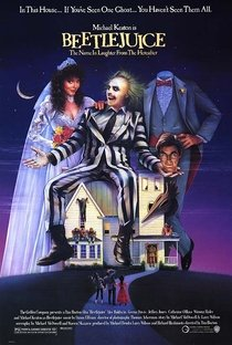 Assistir Os Fantasmas Se Divertem Online Grátis Dublado Legendado (Full HD, 720p, 1080p) | Tim Burton (I) | 1988