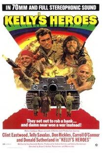 Assistir Os Guerreiros Pilantras Online Grátis Dublado Legendado (Full HD, 720p, 1080p) | Brian G. Hutton | 1970