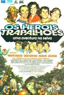 Assistir Os Heróis Trapalhões: Uma Aventura na Selva Online Grátis Dublado Legendado (Full HD, 720p, 1080p) | José Alvarenga Jr.