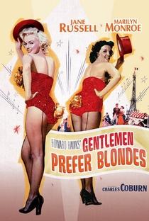 Assistir Os Homens Preferem as Loiras Online Grátis Dublado Legendado (Full HD, 720p, 1080p)   Howard Hawks   1953