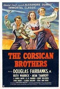 Assistir Os Irmãos Corsos Online Grátis Dublado Legendado (Full HD, 720p, 1080p) | Gregory Ratoff | 1941
