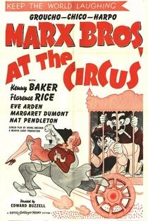 Assistir Os Irmãos Marx No Circo Online Grátis Dublado Legendado (Full HD, 720p, 1080p) | Edward Buzzell | 1939