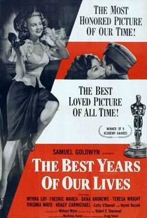 Assistir Os Melhores Anos de Nossa Vida Online Grátis Dublado Legendado (Full HD, 720p, 1080p)   William Wyler   1946