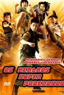 Assistir Os Meninos Superpoderosos Online Grátis Dublado Legendado (Full HD, 720p, 1080p)   Krissanapong Rachata   2009