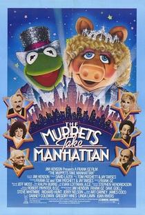 Assistir Os Muppets Conquistam Nova York Online Grátis Dublado Legendado (Full HD, 720p, 1080p) | Frank Oz | 1984