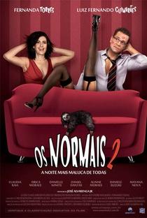 Assistir Os Normais 2 - a Noite Mais Maluca de Todas Online Grátis Dublado Legendado (Full HD, 720p, 1080p)   José Alvarenga Jr.   2009