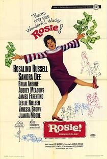 Assistir Os Prazeres de Rosie Online Grátis Dublado Legendado (Full HD, 720p, 1080p) | David Lowell Rich | 1967