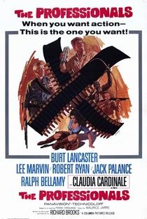 Assistir Os Profissionais Online Grátis Dublado Legendado (Full HD, 720p, 1080p)   Richard Brooks (I)   1966