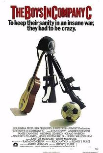 Assistir Os Rapazes da Companhia C Online Grátis Dublado Legendado (Full HD, 720p, 1080p)   Sidney J. Furie   1978