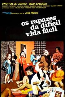 Assistir Os Rapazes da Difícil Vida Fácil Online Grátis Dublado Legendado (Full HD, 720p, 1080p) | José Miziara | 1980